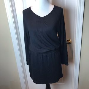 Soma | Loungewear Dress, Black, Sz M